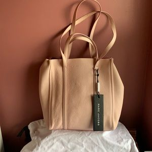 Marc Jacobs The Tag Tote Hand Bag Shoulder Bag